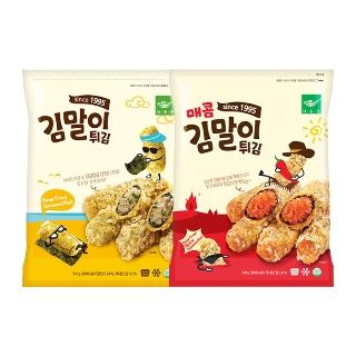 [티몬균일가] 사옹원 김말이튀김/매콤 김말이튀김