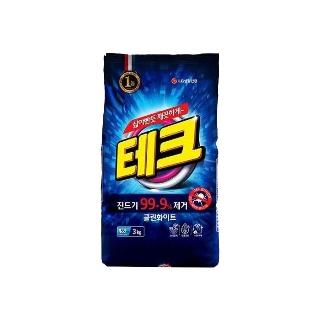 [슈퍼마트] 테크 클린화이트 진드기제거 리필 3KG