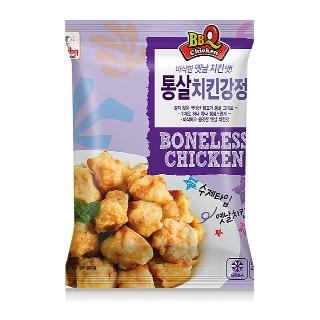 [슈퍼마트] BBQ 통살 치킨 강정 200g 1+1