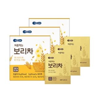 [티몬균일가] 베베쿡 처음먹는 아기보리차 18입 × 3박스