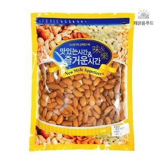 [슈퍼마트] 투데이넛 구운아몬드400g