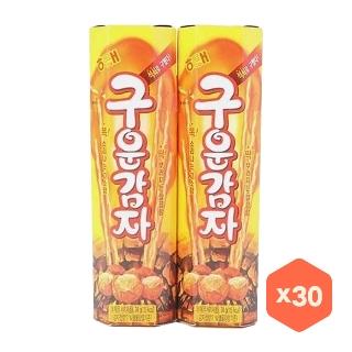 [대용량] 해태 구운감자 2번들 48gX15입X2박스