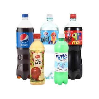 [슈퍼마트] 음료 1,000원 모음