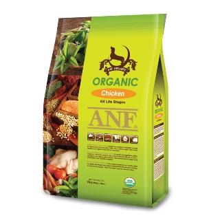 [슈퍼마트] ANF 유기농 95% 치킨 작은입자 강아지 2kg