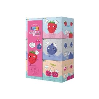 [슈퍼마트] 코디 아름드리 미니미용티슈 230매 x 6개