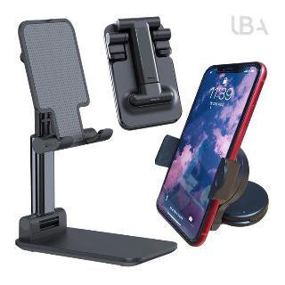 [특가위크] 나이트타임 1+1  UBAcc 폴더블 접이식 거치대 + 어반세이프 스마트폰 거치대 SALE