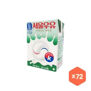 [대용량] 서울우유 멸균흰우유 200ml X 24개 X 3박스
