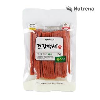 [슈퍼마트] 건강백서 야들야들 쫀듯한 닭고기 120g