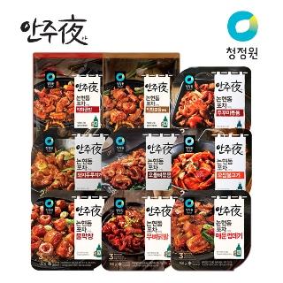 [슈퍼마트] 청정원 안주야 논현동 포차스타일 모음전