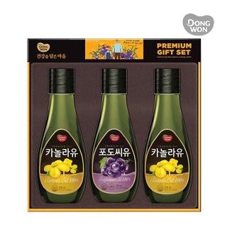 [슈퍼마트] 동원 선물세트 포도씨유혼합 23호