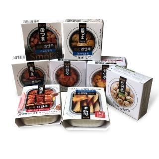 [슈퍼마트] K&K 칸츠마닭꼬치 양념구이 외 일본 정식수입 프리미엄 캔안주 모음전