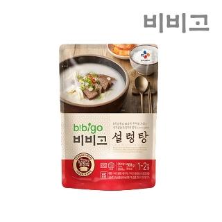 [슈퍼마트]비비고 설렁탕 500g