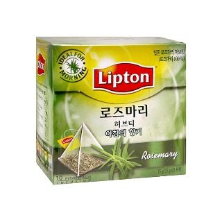 [슈퍼마트]립톤 허브티 로즈마리10티백
