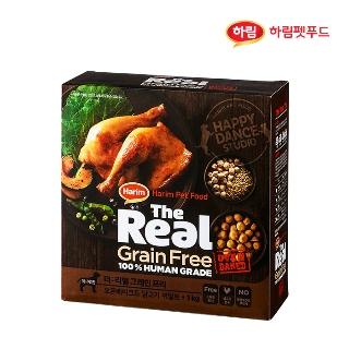 [슈퍼마트] 더리얼 강아지 그레인프리 오븐베이크드 닭고기 어덜트 1kg