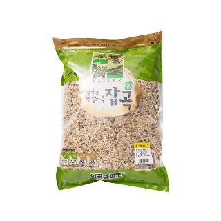 [슈퍼마트] 콩없는 혼합 14곡 4kg(국산)